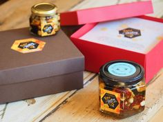 Delicious and healthy pure honey, dry fruits and nuts, for your sweet tooth! BeeNuts, a desert with energy! Pure Honey, Dried Fruit, Sweet Tooth, Deserts, Pure Products, Healthy, Food, Desserts, Eten