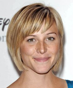 razor cut bob | An a-line bob is a women's hairstyle that resembles the capital letter ...