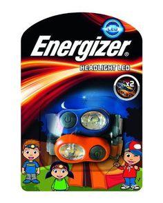 Oferta: 8.69€. Comprar Ofertas de Energizer Kids Headlight Twin Pack - Linterna (Múltiple, Acrílico/Plástico, 34 g, 64.3 x 33.3 x 21.6 mm) barato. ¡Mira las ofertas!
