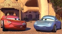 Photo Galleries presented by Disney World of Cars Disney Cars Movie, Disney Cars Party, Disney Animated Movies, Car Party, Lightning Mcqueen, Disney Nursery, Baby Disney, Disney Cars Wallpaper, Disney Silhouettes