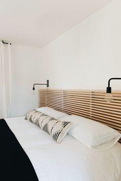 Bedroom Inspo, Home Bedroom, Bedroom Decor, Bedrooms, Bedroom Ideas, Bedroom Lamps, New Room, Bed Design, New Homes