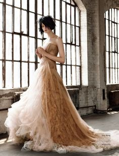 Vogue Russia, December 2012 - I want! :O