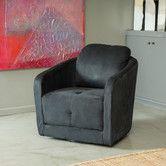 Found it at Wayfair - Concordia Swivel Arm Chair