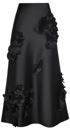 Ideas For Skirt Long Black Blouses - Outfits✨ - Jupe Abaya Fashion, Modest Fashion, Fashion Dresses, Couture Fashion, Blouse And Skirt, Dress Skirt, Black Blouse, Midi Skirt, Abaya Mode