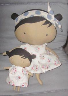 poupée sweetheart et sa poupée