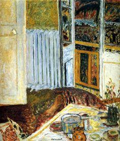 Pierre Bonnard. #bonnard #art