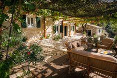 Cottage Homes, Pergola, Patio, Country, Outdoor Decor, Modern, Diy, House, Home Decor