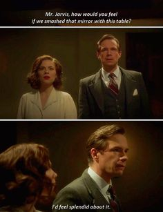 Agent Carter & Jarvis