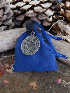 How to Make a Charm / Mojo Bag