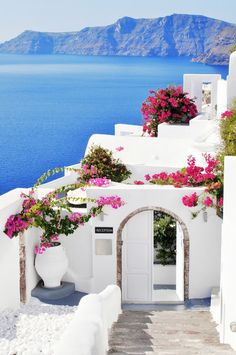 Santorini Greece. Follow @ally23946