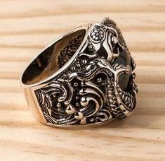 Exhilarating Jewelry And The Darkside Fashionable Gothic Jewelry Ideas. Astonishing Jewelry And The Darkside Fashionable Gothic Jewelry Ideas. Pagan Jewelry, Gothic Jewelry, Silver Necklaces, Silver Earrings, Gothic Engagement Ring, Steampunk, Sterling Silver Mens Rings, 925 Silver, Gothic Rings