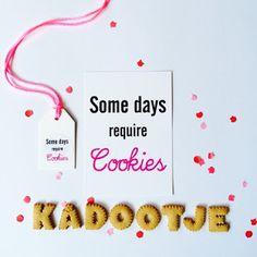 Leuke Dotties collectie  Heerlijke combi koekjes