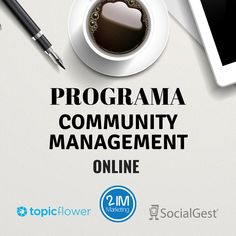 Programa Community Management online