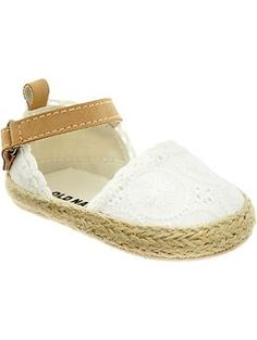 Canvas Espadrilles for Baby | Old Navy