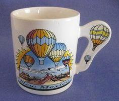 Hot Air Balloons New Mexico | cup mug New Mexico Hot Air Balloons Ceramic 10oz - Ad#: 2334060 ...
