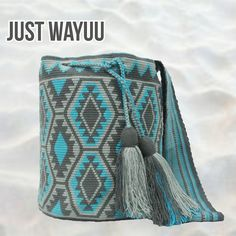 "205 Likes, 7 Comments - Just Wayuu (@just.wayuu) on Instagram: ""Handcrafted handbags made by indigenous wayuu in the north of Colombia. Worldwide shipping – envíos…"""