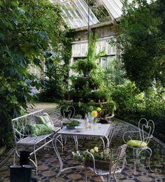 Jardín de invierno   Ventas en Westwing