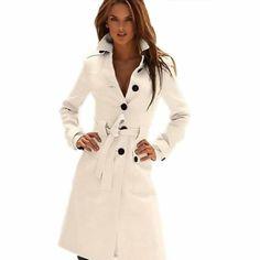 Hee Grand Women's overcoat at Amazon Women's Clothing store