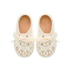 Crochet plimsoll - Shoes - Baby girl - New collection | ZARA United States