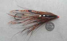 General Practitioner Intruder - Tube Flies for Salmon and Steelhead