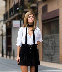 Ms Treinta - Fashion blogger - Blog de moda y tendencias by Alba.: SUEDE