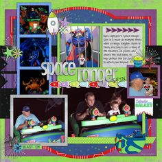 Buzz Lightyear's Space Ranger Spin - Page 12 - MouseScrappers.com