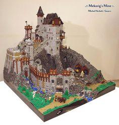 Mekorig's mine #lego