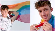 oh troye..., could u be more gay?❤