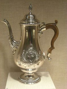 Silver Coffee pot - Bing Images