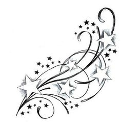 this would be cute as a foot tattoo