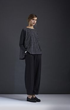 In-Theory Pant by Kowtow Clothing Limited | arohaandfriends