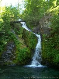 Opal Creek, Oregon. A favorite daytime swim spot for salem peeps. LOVE. This is one of many falls.