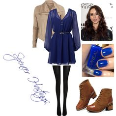 1000+ images about Outfits on Pinterest | Spencer hastings Spencer hastings style and Pretty ...