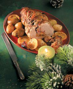 Χριστούγεννα Archives - Page 3 of 13 - www. Greek Recipes, Meat Recipes, Slow Cooker Recipes, Cooking Recipes, Recipies, Xmas Food, Christmas Cooking, The Kitchen Food Network, Appetisers