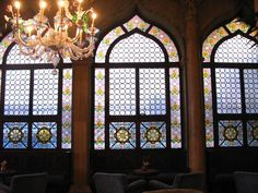 Hotel Danieli, Venice, Murano chandelier.