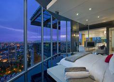 W Mexico City—E WOW Suite
