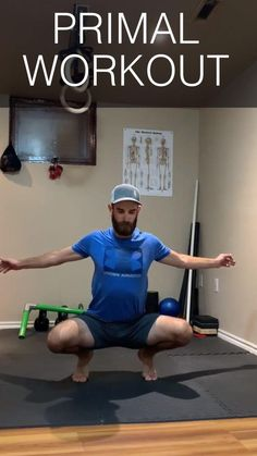 30 Minute PRIMAL MOVEMENT Workout | Human 2.0 Fitness