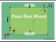 Soccer drills and exercises soccer shooting drills for soccer drills junior football coaching,passing exercises football soccer books. Football Drills For Kids, Football Training Drills, Soccer Drills, Soccer Coaching, Soccer Tips, Soccer Stuff, Passing Drills, Soccer Workouts, Soccer Practice