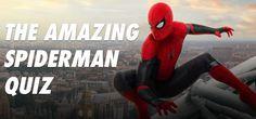 QuizDiva – The Amazing Spiderman Quiz Answers