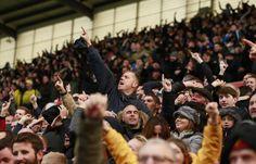 @Watford golden boys fans #9ine