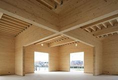 wim goes architectuur completes hollistic royal belgian sailing club Timber Architecture, Architecture Concept Drawings, Timber Buildings, Futuristic Architecture, Contemporary Architecture, Landscape Architecture, Wood Facade, Timber Structure, Wood Construction
