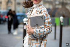 women street fashion paris street style photo from: http://thestyleograph.com/#/2015/03/before-rochas-paris/1/