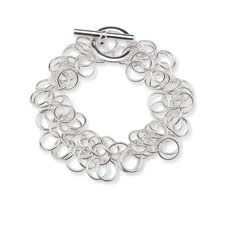 Pretty bracelet, would love a necklace like this!