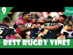 Best Rugby Vines Compilation - Vines Rugby Compilation - Sports Vines - Vines Sports 2015 - YouTube