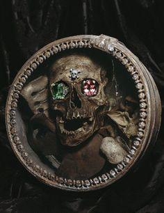 Memento Mori by Paolo Zambaldi  (VOGUE GIOIELLO)