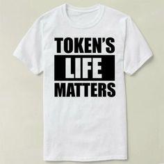 Token's Life Matters - South Park