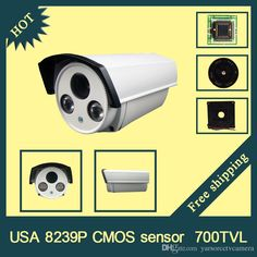 CCTV Camera FL-HDS2700KH-3 IR Bullet Surveillance USA 8239P CMOS 700TVL 4/6/8/12mm Fixed Lens Good Night Vision Waterproof With IR-Cut Online with $43.2/Piece on Yarsorcctvcamera's Store | DHgate.com