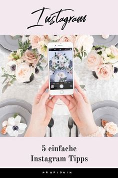 5 einfache Instagram Tipps für ein professionell gestaltetes Profil #instagram #instagramtipp #instagrammarketing Instagram Hacks, Instagram Feed, Facebook Instagram, Instagram Accounts, Social Media Plattformen, Social Media Marketing, Album Design, Diy Projects Ikea, Public Relations