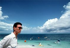 David Byrne, Yucatan1980: pic by LYNN GOLDSMITH