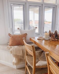 Windows open & Coconut Milk & Sea Salt candle burning, there's just something so refreshing about the change in the air and a fresh… Kyal And Kara, Resort Style, Burning Candle, Dining Chairs, Dining Room, Sea Salt, Coconut Milk, Windows, Change